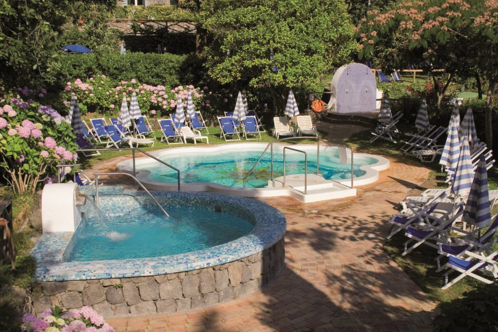Bagno Giapponese Terme Ischia : Parco termale negombo a ischia centri termali centri termali